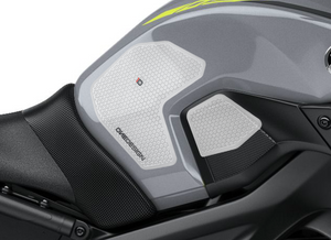 FIT 2013-2019 YAMAHA MT 09 HDR SIDE PAD TRANSPARENT - Onedesign Corp