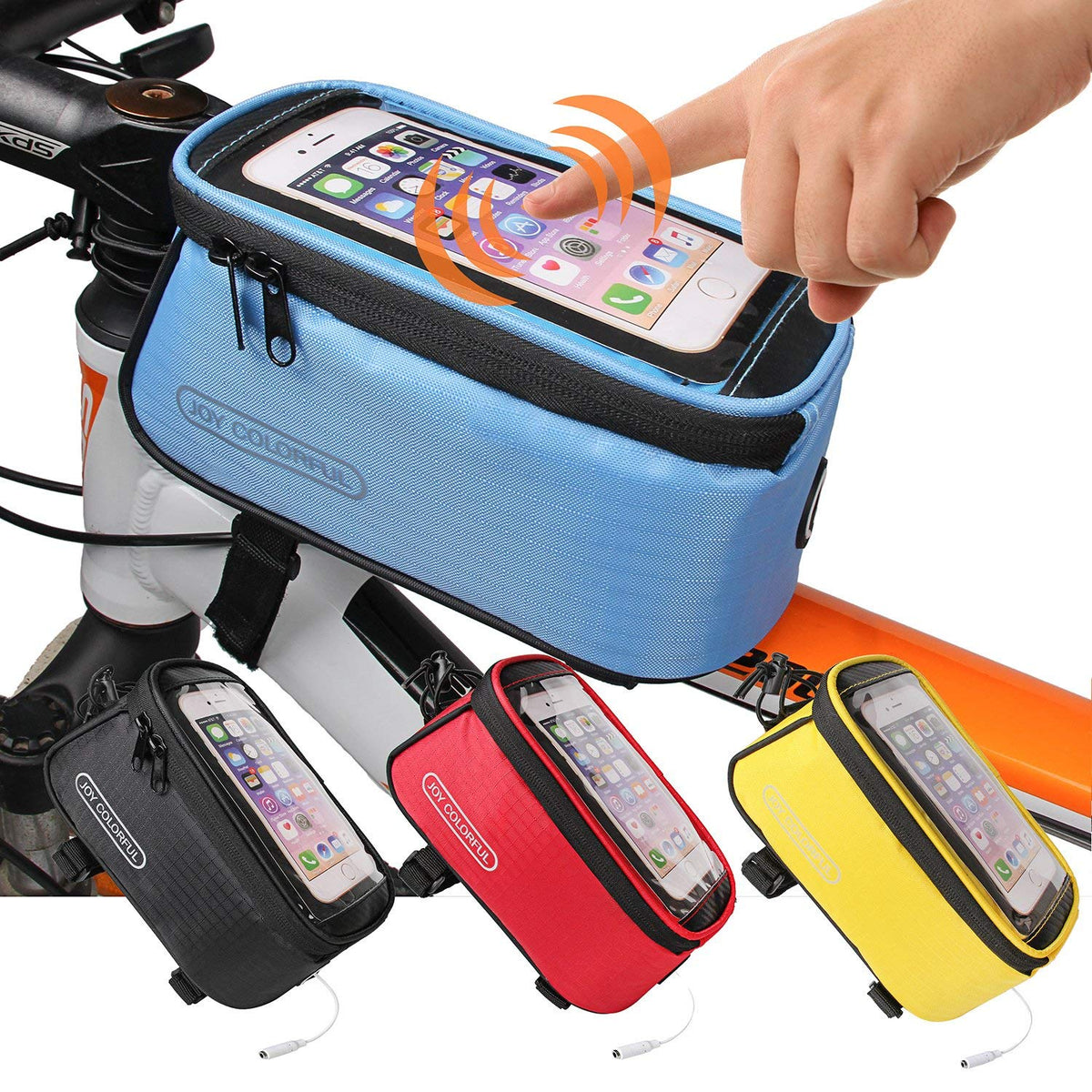 Magic Bike Bag