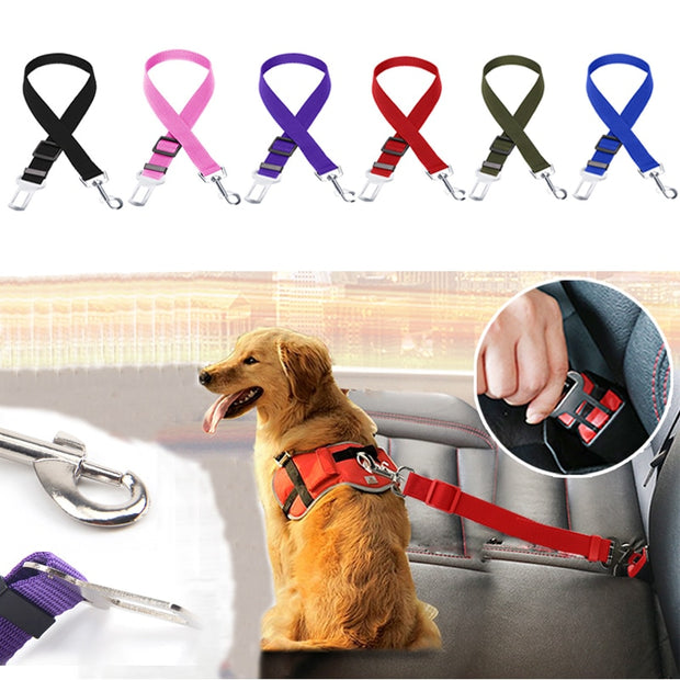 Safety Car Belt for dogs