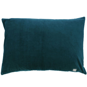 10 colours - En-fil-dindienne - Velvet Pillowcase - 50x75 cm