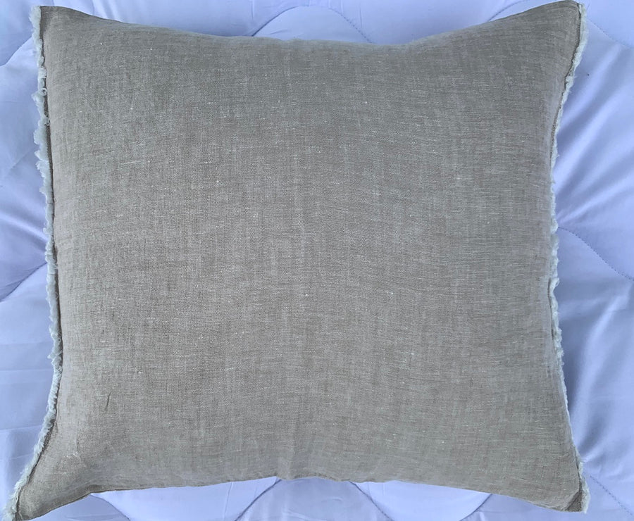 19 colours - Harmony - Viti linen cushion cover - 40x60 cm - rectangular