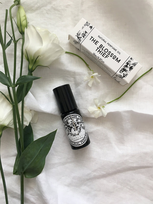The Blossom Thief Natural Perfume Oil