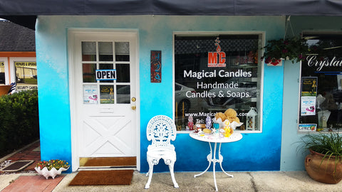 Magical Candles Store