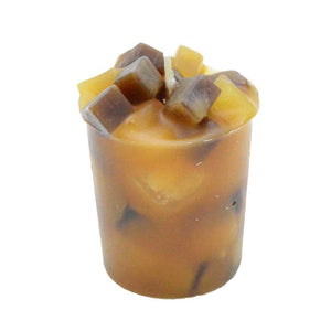 Autumn Harvest Votive Candles - FREE Shipping