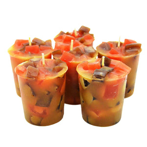 Cinnamon Votive Candles- FREE Shipping