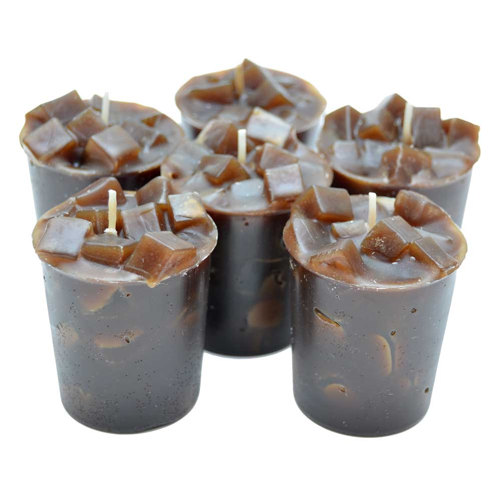 Coffee Votive Candles