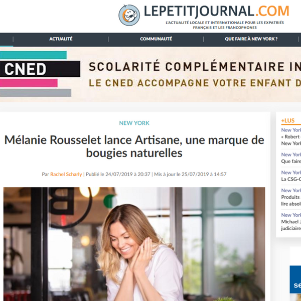 PRESS: They are talking about US in Lepetitjournal.com