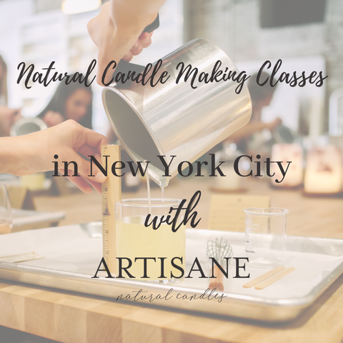 candle making classes in NYC