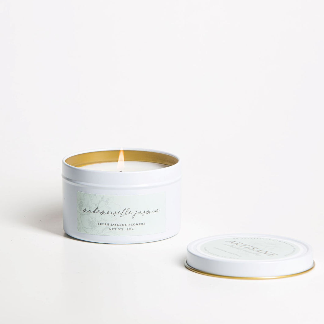Lotion Candle | Mademoiselle Jasmin Fragrance