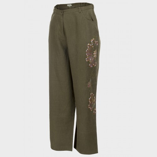 Mish Mash Ladies Plus Size Trousers