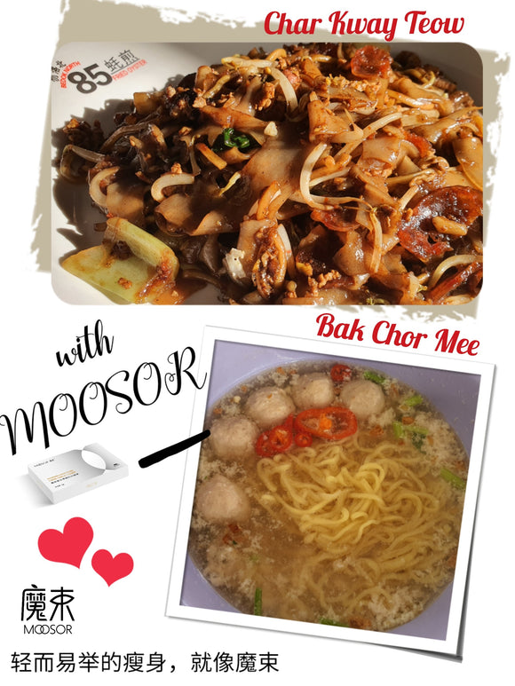 Guiltless indulgence in your favourites with Moosor!