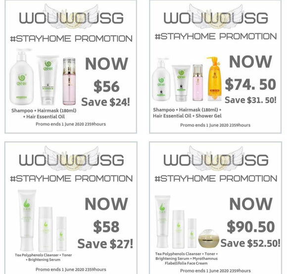 WouWou Retail Promotions - WHILE STOCKS LAST