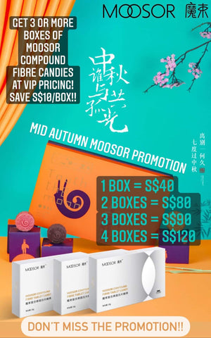 10.10 MOOSOR Mid-Autumn Festival Promotion