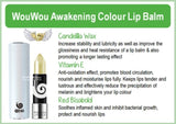 WouWou Colour Awakening Lip Balm
