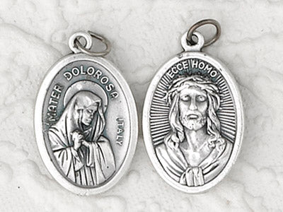 Our Lady of Sorrows Pendant