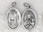 Pendant of Pope John Paul II and Our Lady of Czestochowa