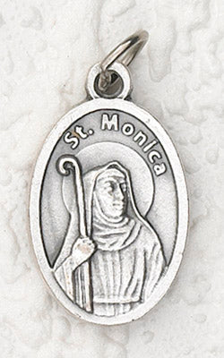 Pendant of St Monica