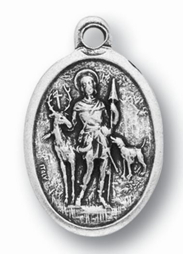 St. Hubert Pray For Us Medal