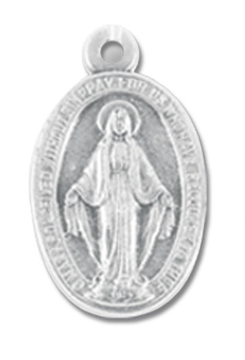 17MM Miraculous Medal
