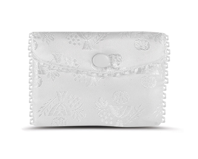 Brocade Chalice First Communion Rosary Case