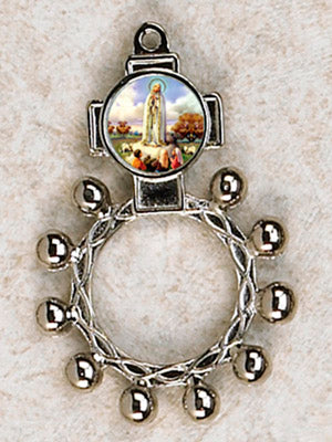 Lady of Fatima Finger Rosary