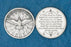 Come Holy Spirit Prayer Coin