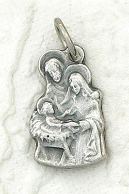 Holy Family Miniature Pendant