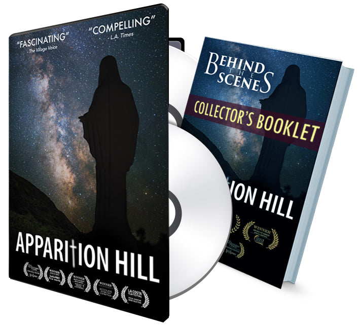 Apparition Hill DVD - 2-Disc Collector's Edition Set