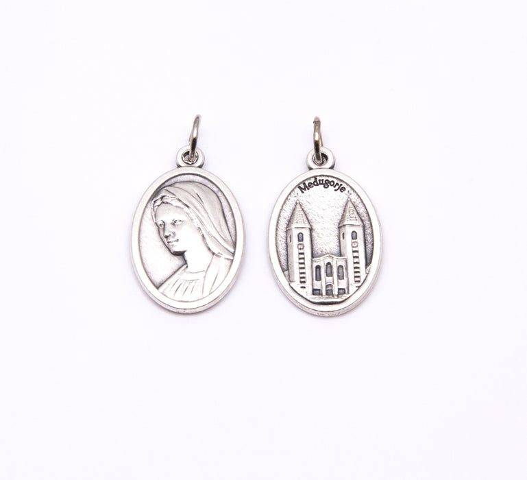100 - Pack - Our Lady of Medjugorje Medal