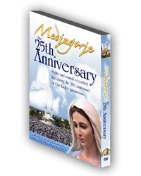 Medjugorje - The 25th Anniversary DVD