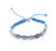 St. Benedict Bracelet - Light Blue