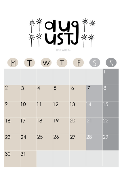 2021 Wall Calendar Black DIGITAL download
