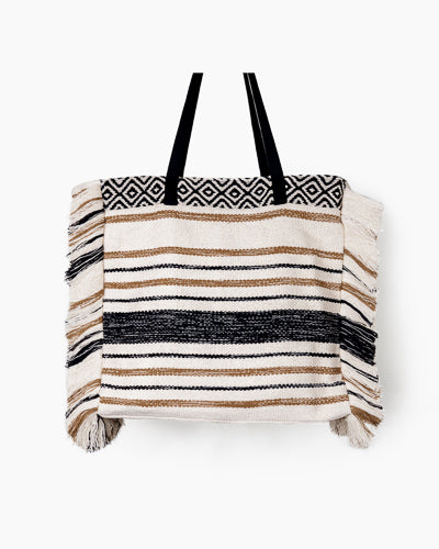 Quest Fringe Tote