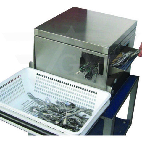 Cutlery Polishers - Dryers