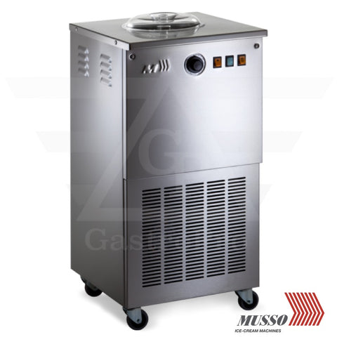 Ice cream machine mod. CLUB 6Lt/batch