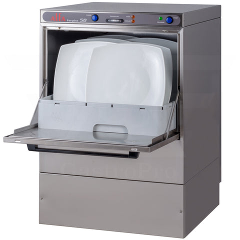 Dishwasher VERGINA 50 - open door