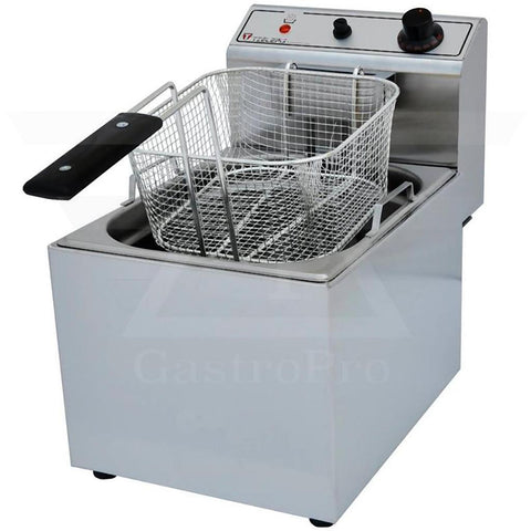 Electric Deep Fryer model F603 (5Lt-7Lt) 230V basket view