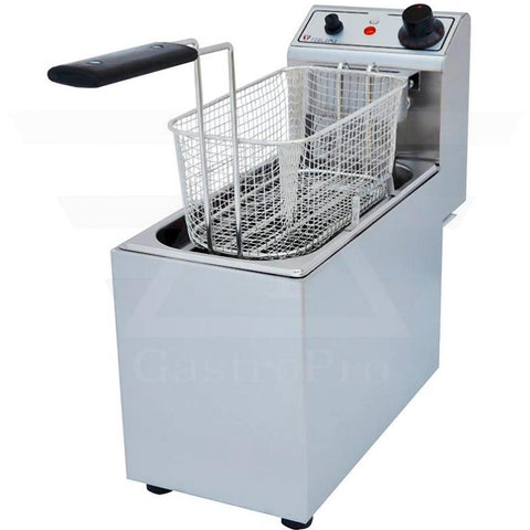 Electric Deep Fryer model F604 (3Lt-4Lt) 230V basket view