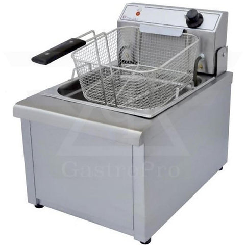 Electric Deep Fryer model F700 (8Lt-10Lt) 230V basket view