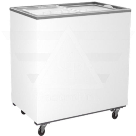 Sliding Glass Door Chest Freezer FR200FF (170Lt)