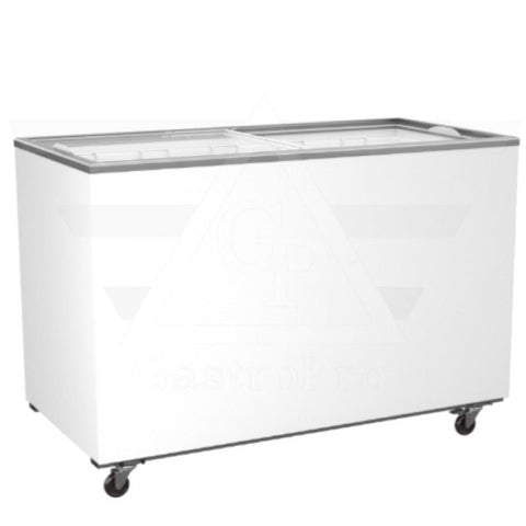 Sliding Glass Chest Freezer FR400FF (345Lt)