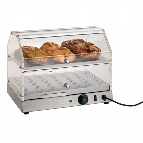 Warm Food Showcase FRE203.094 (L50cm) mad of plexiglass