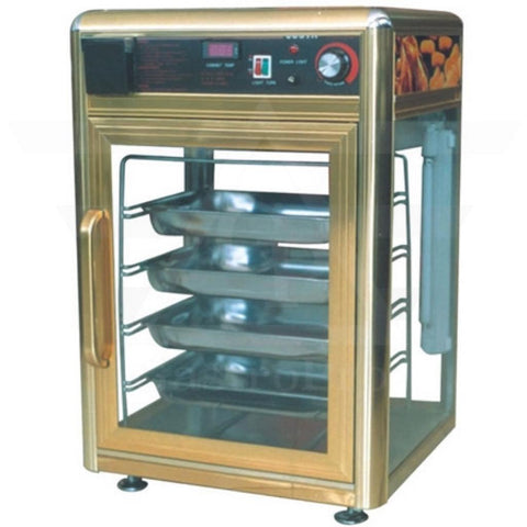 Counter top warm food showcase model FRE14 (L50cm)