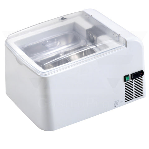 Countertop freezer for ice cream model Piccolo