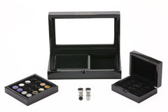 Double Agent Magnetic Cufflink Gift Box Set