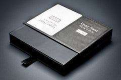 Upper Hand Playing Cards - Black and White Combo Set