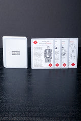 Upper Hand Playing Cards - Single White Deck