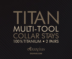 Titan Multi-tool Collar Stays x4 Standard Length