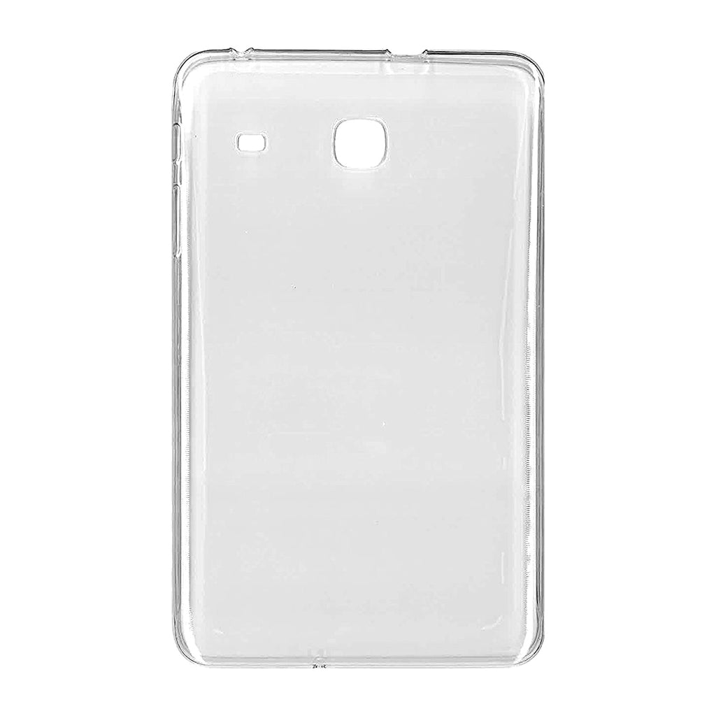 C5G Samsung 8 Inch Tab E T377 and T378 Clear Case | Ultra Thin Clear Transparent Case, Soft TPU Back Cover for Samsung Tab E 8 Inch Android Tablet