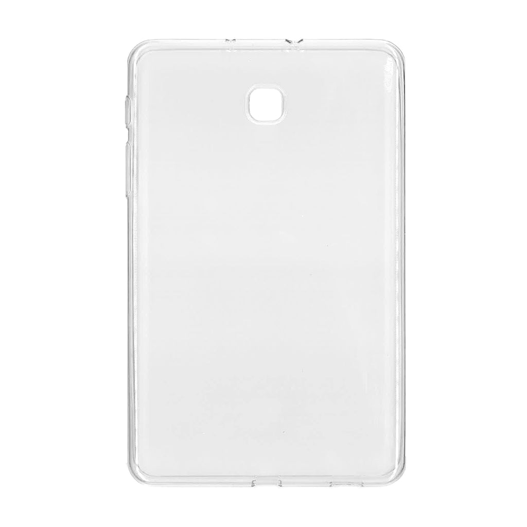 C5G Samsung 8 Inch Tab A T387 Clear Case | Ultra Thin Clear Transparent Case, Soft TPU Back Cover for Samsung Tab A 8 Inch Android Tablet